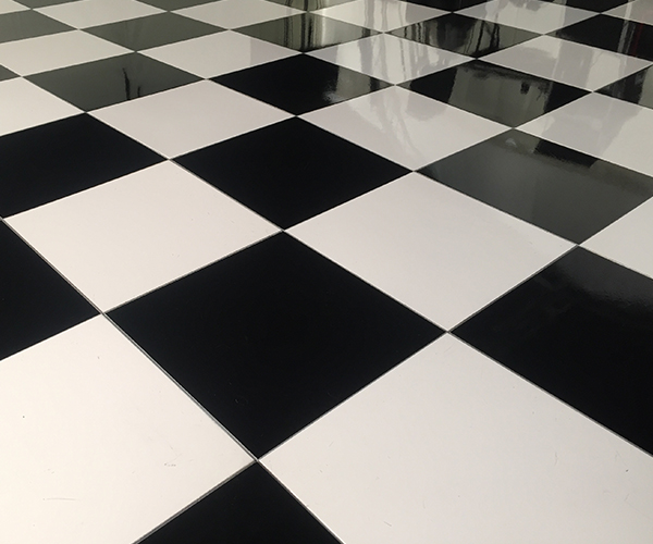 Black And White Dance Floor Alexander S Table And Chair Hire
